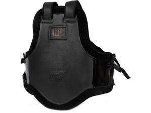 Title Black Body Protector - Large