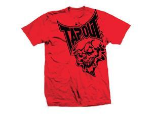 Tapout Spike T-Shirt - Small - Red