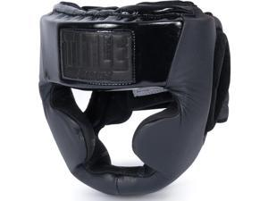 Title Black Full Coverage Headgear - Regular