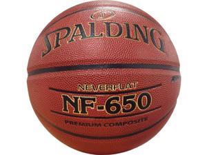 "Spalding NF-650 NeverFlat Composite Basketball (29.5"")"