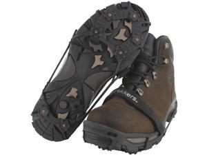 ICEtrekkers Spikes Traction Cleats - S/M - Black