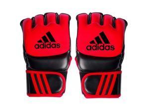 Adidas Amateur MMA Fight Gloves - Medium - Red/Black