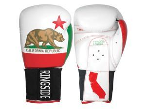 Ringside Limited Edition IMF Tech Sparring Boxing Gloves - 16 oz. - California
