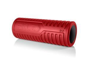 SKLZ Firm Durable Massage Barrel Roller - Red