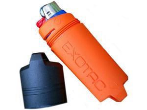 Exotac fireSLEEVE Ruggedized Waterproof Lighter - Orange