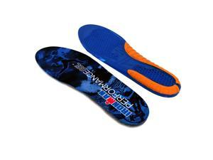 Spenco Ironman Performance Gel Insoles - Small - (Women's 5-7 | Men's 6-8)