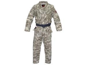 Fuji Limited Edition BJJ Gi - A1 - Digital Camo