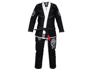 Tatami Fightwear Ladies Honey Badger V3 BJJ GI - F1 - Black