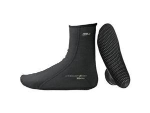 NeoSport 5mm X-Span Cold Water Socks - Large - Black