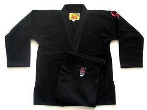 Fuji All Around BJJ Gi - A1 - Black