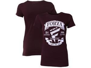 """Forza Women's """"Origins"""" T-Shirt - Large - Possibly Plum"""
