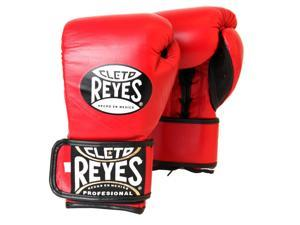 Cleto Reyes Fit Cuff Boxing Training Gloves - XS - Red