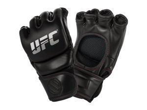 UFC Professional MMA Open Palm Training Gloves - Small - Black