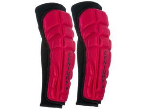 Century Martial Armor Sparring Forearm and Elbow Guards - Large - Red