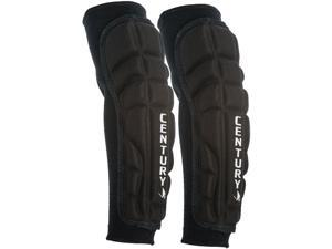 Century Martial Armor Sparring Forearm and Elbow Guards - Small - Black