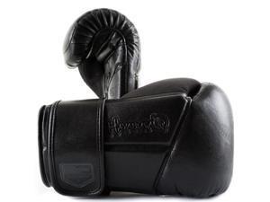 Hayabusa Tokushu Regenesis Stealth Boxing Gloves - 16 oz. Plus - Black