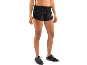 Virus Women's Jade Series Loose Fit Trace Training Shorts - XS - Black
