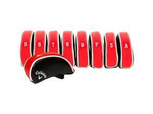 Callaway Golf Deluxe Iron Headcover Set