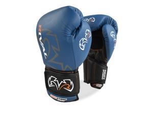 Rival Boxing Optima Sparring Gloves - 16 oz - Blue