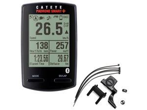 CatEye Padrone Smart + Double SPD/CDC Bicycle Computer - CC-SC100B - 1604420