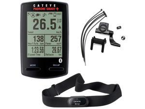 CatEye Padrone Smart + Triple SPD/CDC/HR Bicycle Computer - CC-SC100B - 1604400