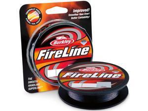 Berkley FireLine Fused Original Fishing Line (300 yds) - 4 lb Test - Smoke