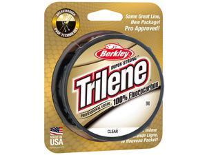 Berkley Trilene 100% Fluorocarbon Fishing Line (200 yds) - 10 lb Test - Clear