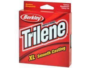 Berkley Trilene XL Smooth Casting Fl. Clear/Blue Fishing Line - 14 lb test