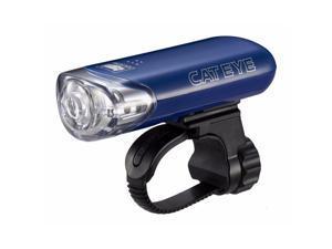 CatEye Battery-Powered Cycling Headlight - HL-EL140 - Blue