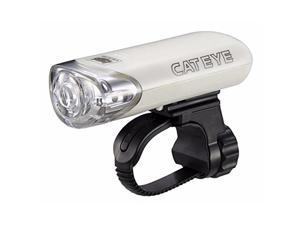 CatEye Battery-Powered Cycling Headlight - HL-EL140 - White