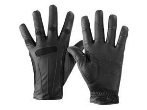 Bionic Men's Cashmere Lined Winter Gloves - Large - Black