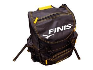 FINIS Torque Backpack - Black/Yellow