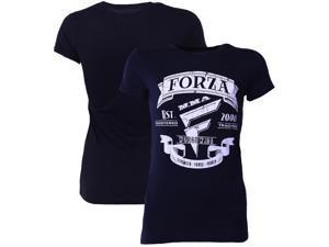 """Forza Women's """"Origins"""" T-Shirt - 2XL - Midnight Navy"""