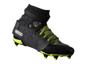 Battle Sports Science XFAST Over the Cleat Ankle Support System - Large - Black
