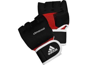 Adidas Climacool Weighted .25kg Training Gloves - L/XL - Black/Red