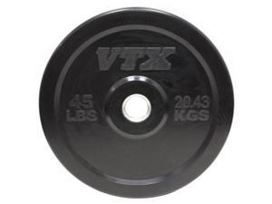 VTX by Troy Barbell 45 lb. Rubber Bumper Plate