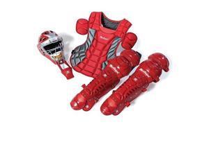 MacGregor Baseball Catchers Gear Sets, Varsity Color: Black