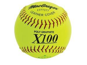 MacGregor Softballs Slow Pitch 12'' - X52RP  - 12 Pcs