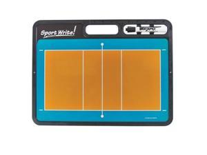 Volleyball Dry Erase Board, Double Sided