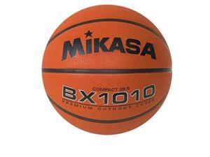Outdoor Basketball by Mikasa Sports, Size 6 - BX1000 Varsity Series