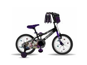 Bratzillaz 16'' Black/Purple Bike