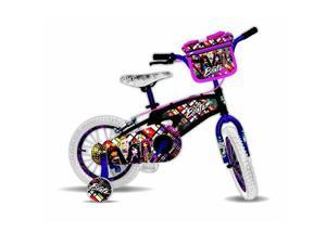 Bratz 14'' Black Bike