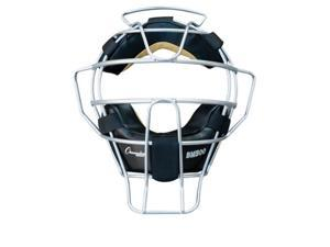 Champion Sports Umpire Face Mask - Ultra Lightweight Silver