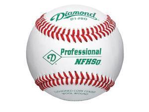 Diamond Baseballs D1-Pro NFHS - (One Dozen)