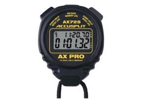 Digital Stopwatch Timer by Accusplit -AX725PRO Water Resistant