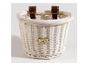 Nantucket Bike Basket Co. Cruiser Collection Child-Size Bicycle Basket