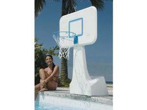 Dunnrite PoolSport Swimming Pool Basketball Hoop