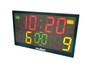 Molten TOP90R Deluxe Digitimer Multi Sport Scoreboard with Wireless Remote