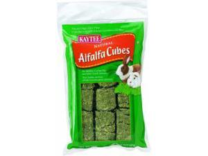 Alfalfa Cubes for Small Animals,  Size: 15 OUNCE