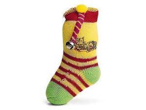 Ethical Pet Neon Sock With Bell & Catnip, 5 Inch - 2808